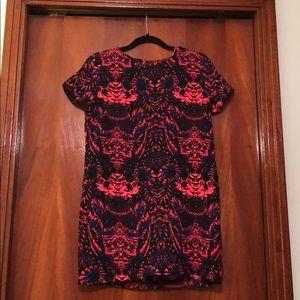 Armani Exchange shift dress Sz 8